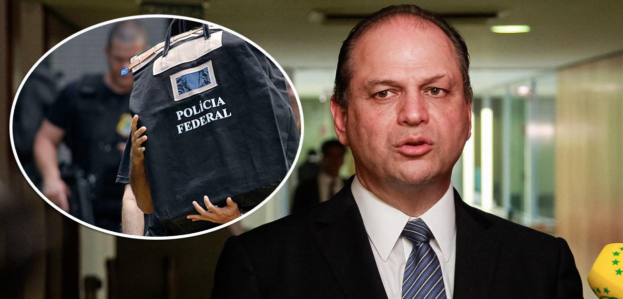Polícia Federal e Ricardo Barros