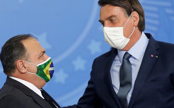 """The Guardian, maior jornal da Inglaterra, diz que Brasil vive """"filme de terror"""" com Covid-19"""