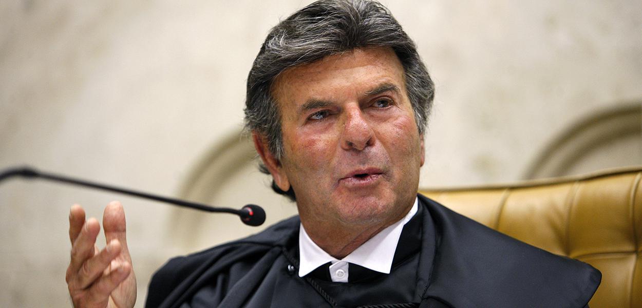 Sessão solene de posse do ministro Luiz Fux na Presidência do STF (10/09/2020)