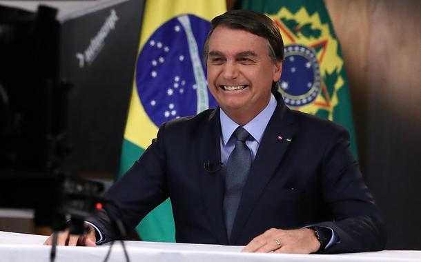 Bolsonaro em discurso para ONU