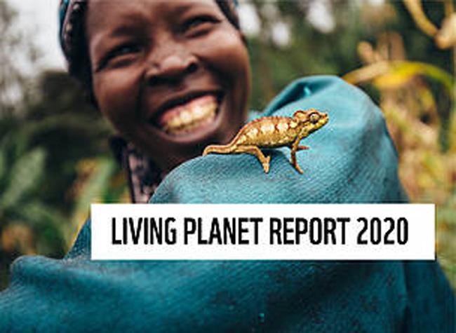 Índice Planeta Vivo 2020