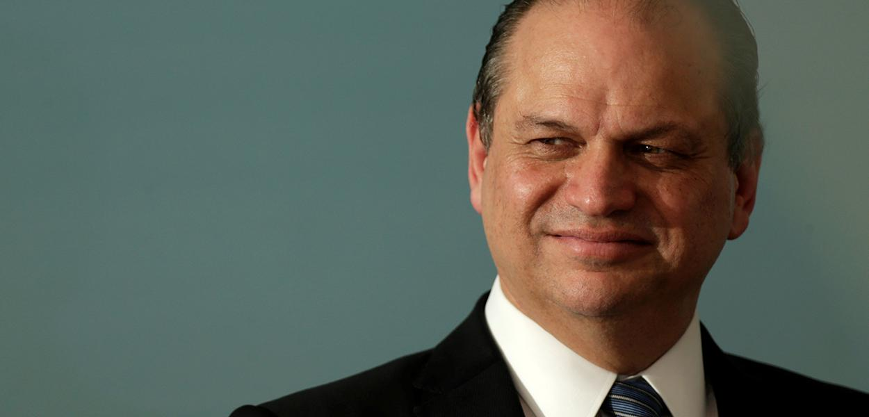 Ricardo Barros em Brasília 27/03/2018