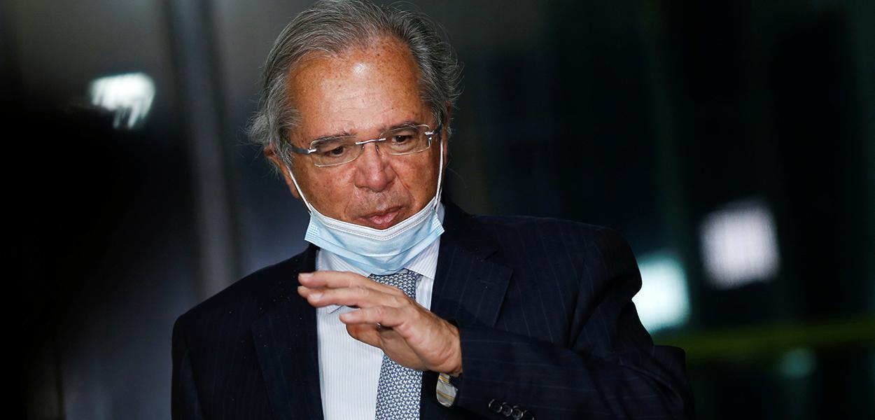 Ministro da Economia, Paulo Guedes. 11/08/2020