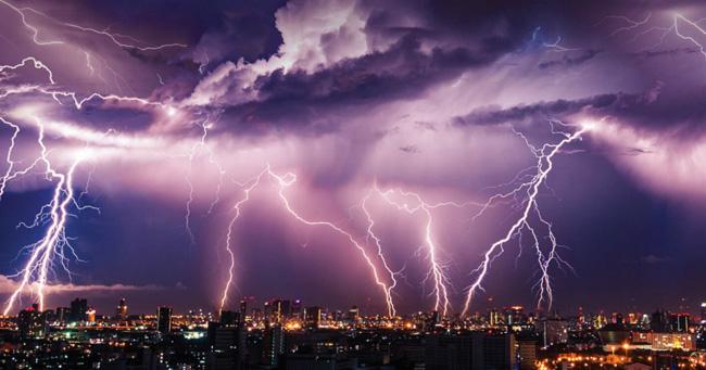 Céu elétrico