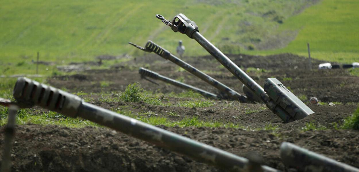 Guerra no Cáucaso é desafio à comunidade internacional
