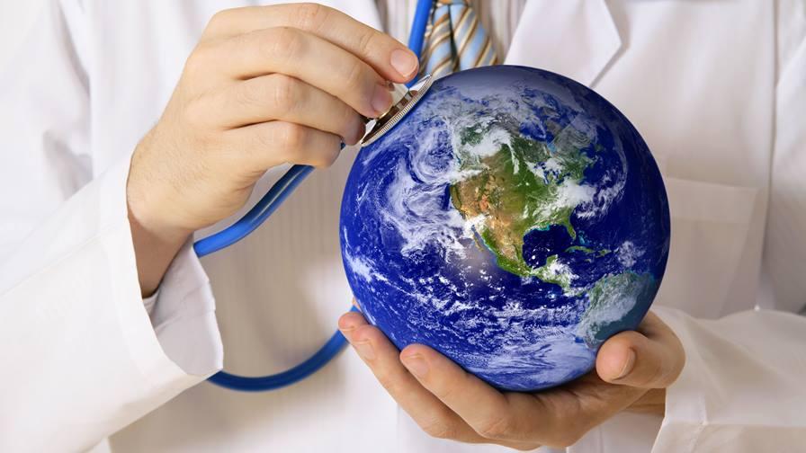 Terra nas nossas mãos
