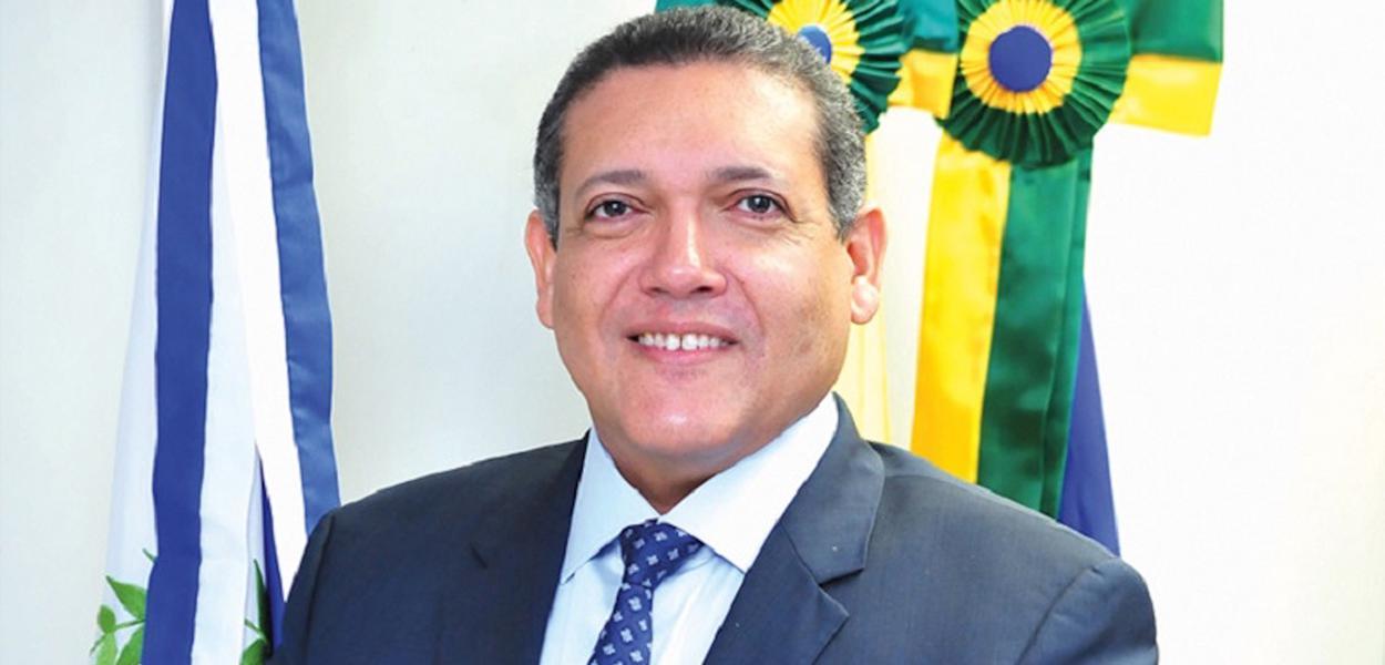 Desembargador Kassio Nunes Marques, do TRF1