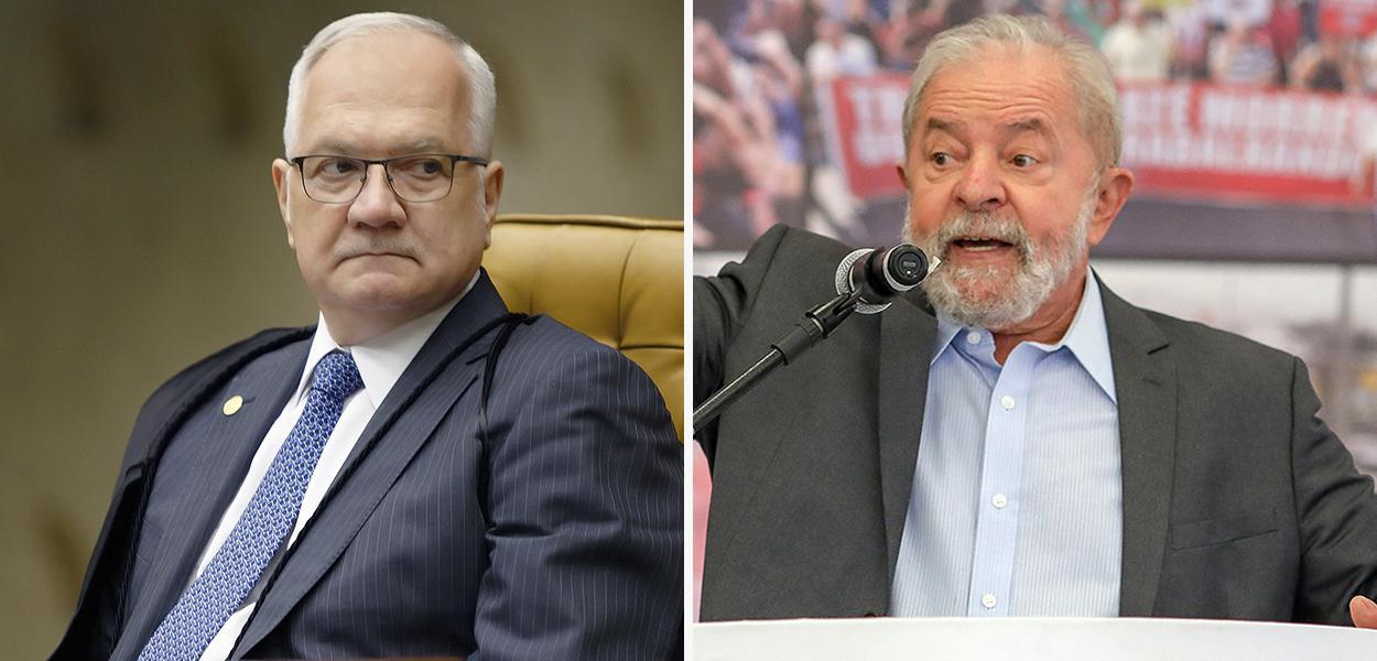 Ministro Edson Fachin e Lula