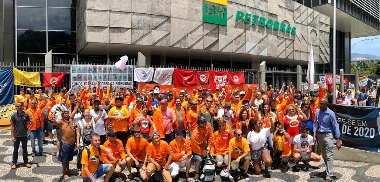 Petroleiros da Petrobras