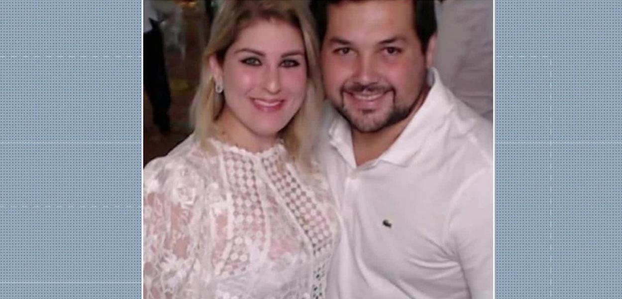 Sari e Sérgio Hacker