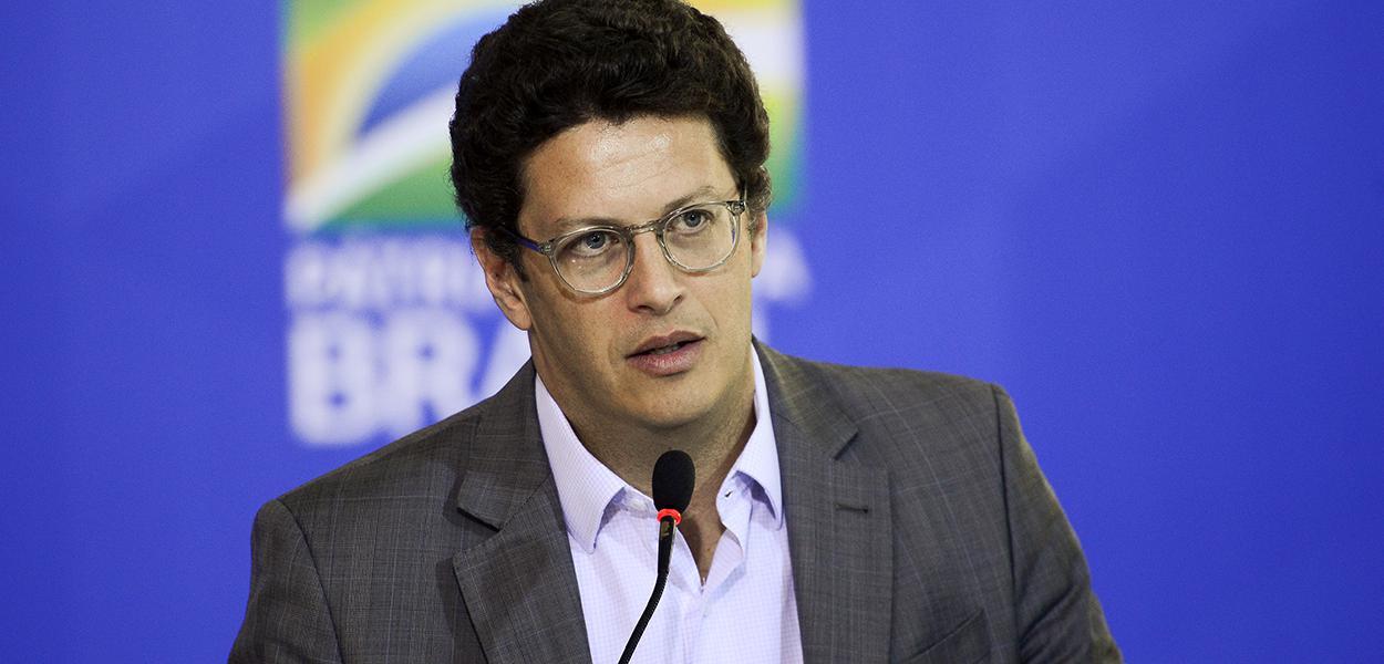 Ricardo Salles, ministro do Meio Ambiente