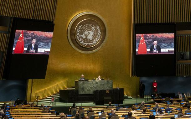 Xi Jinping destaca na ONU luta pela igualdade de gênero e pelo desenvolvimento das mulheres
