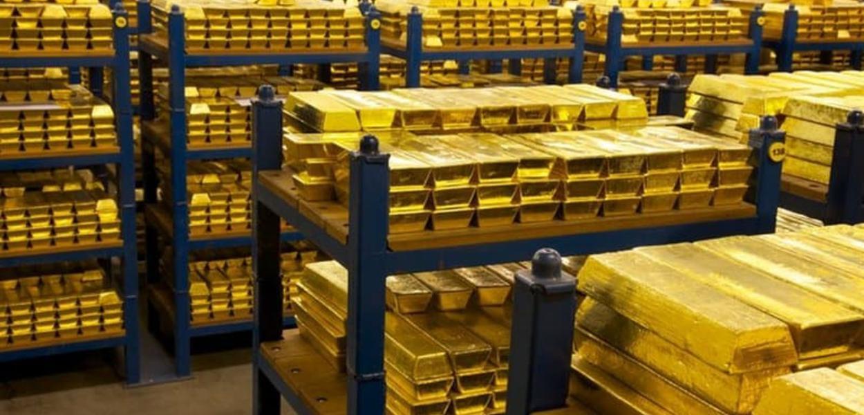 Venezuela dá um passo para recuperar ouro confiscado