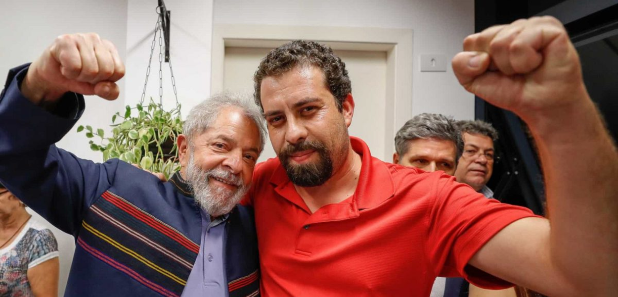 Lula e Boulos
