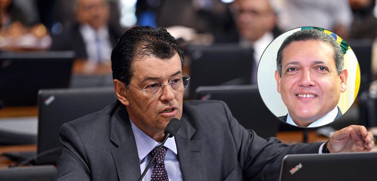 Eduardo Braga e Kassio Nunes Marques