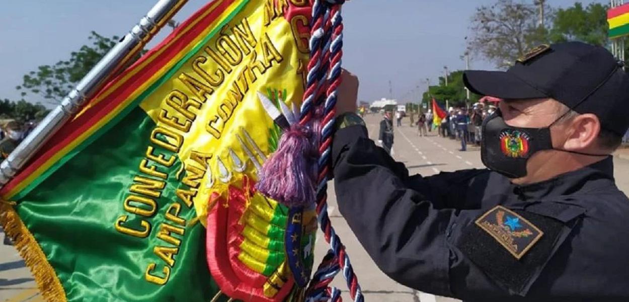 Ditadura boliviana  homenageia militares que assassinaram Che Guevara