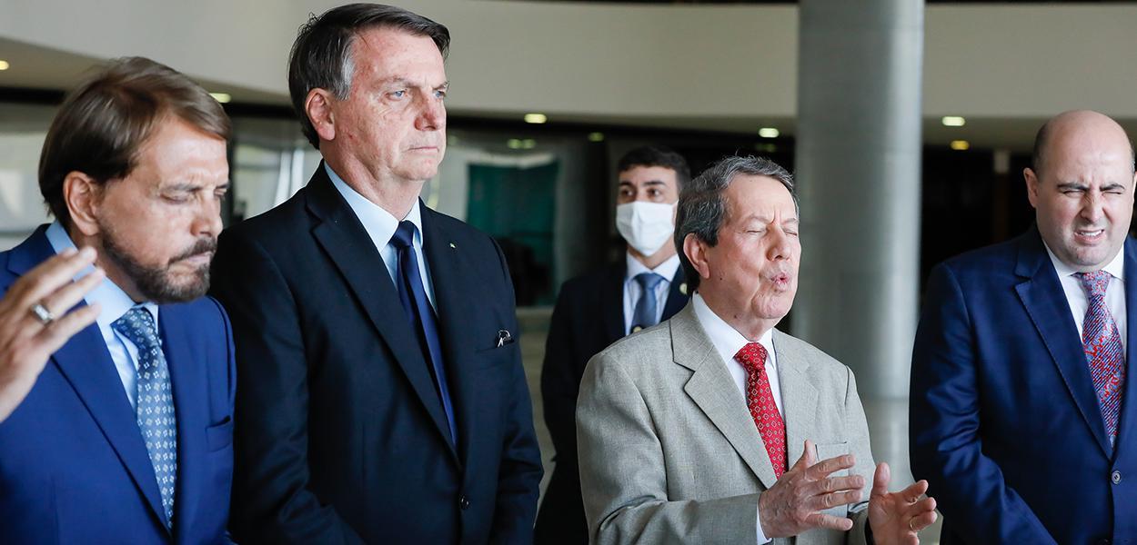 Jair Bolsonaro e evangélicos