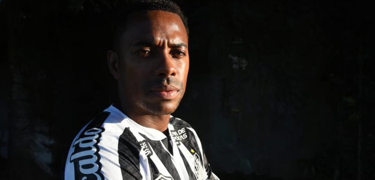 Robinho (Foto: Ivan Storti/Santos FC)