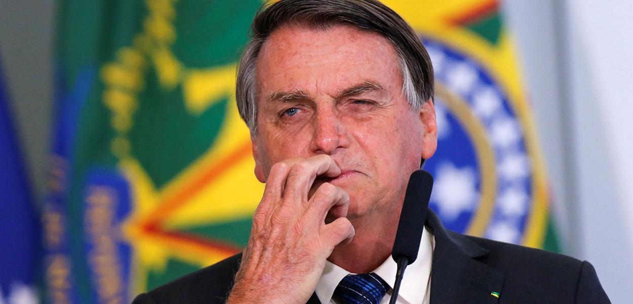 Presidente Jair Bolsonaro (Foto: REUTERS/Adriano Machado)