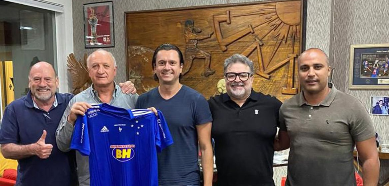 Felipão Cruzeiro Luiz Felipe Scolari