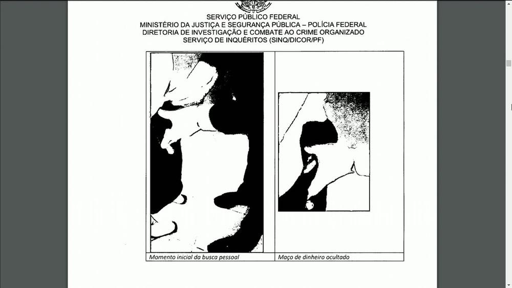 Chico Rodrigues - Polícia Federal - Cueca