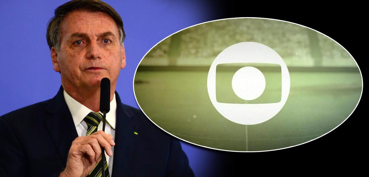 Bolsonaro - Globo - Futebol