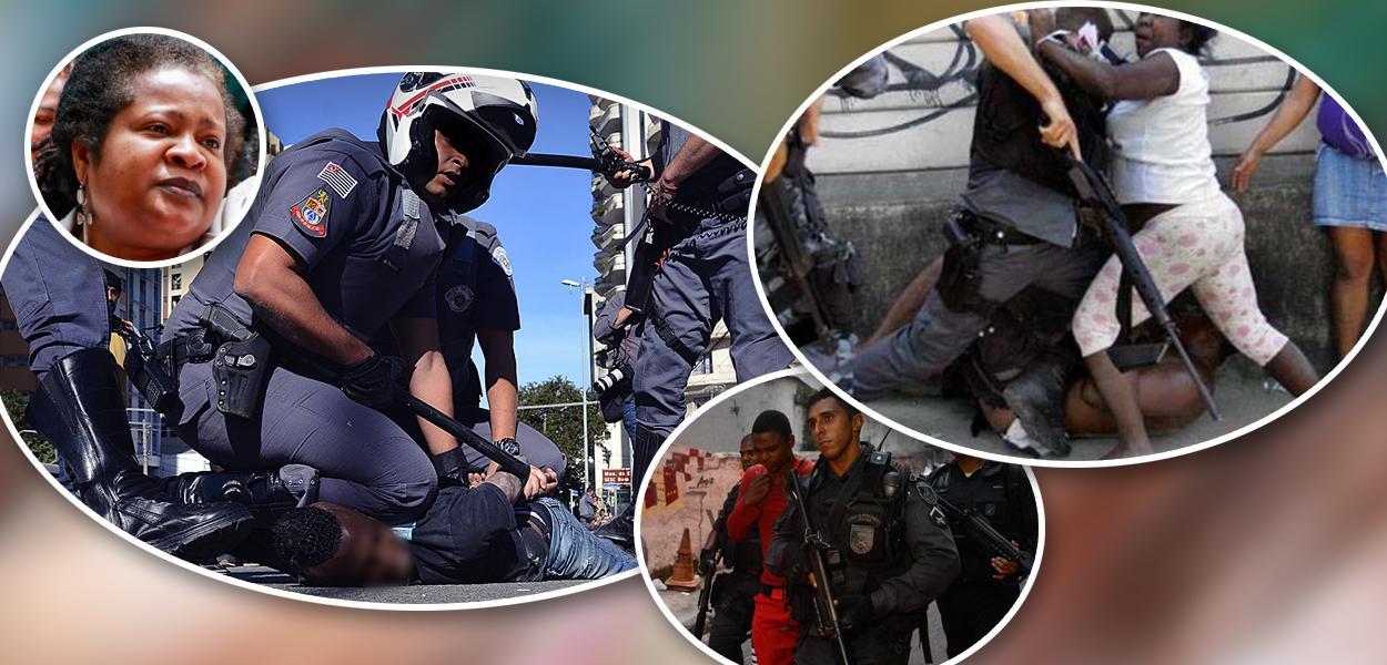 Vilma Reis e violência policial contra negros