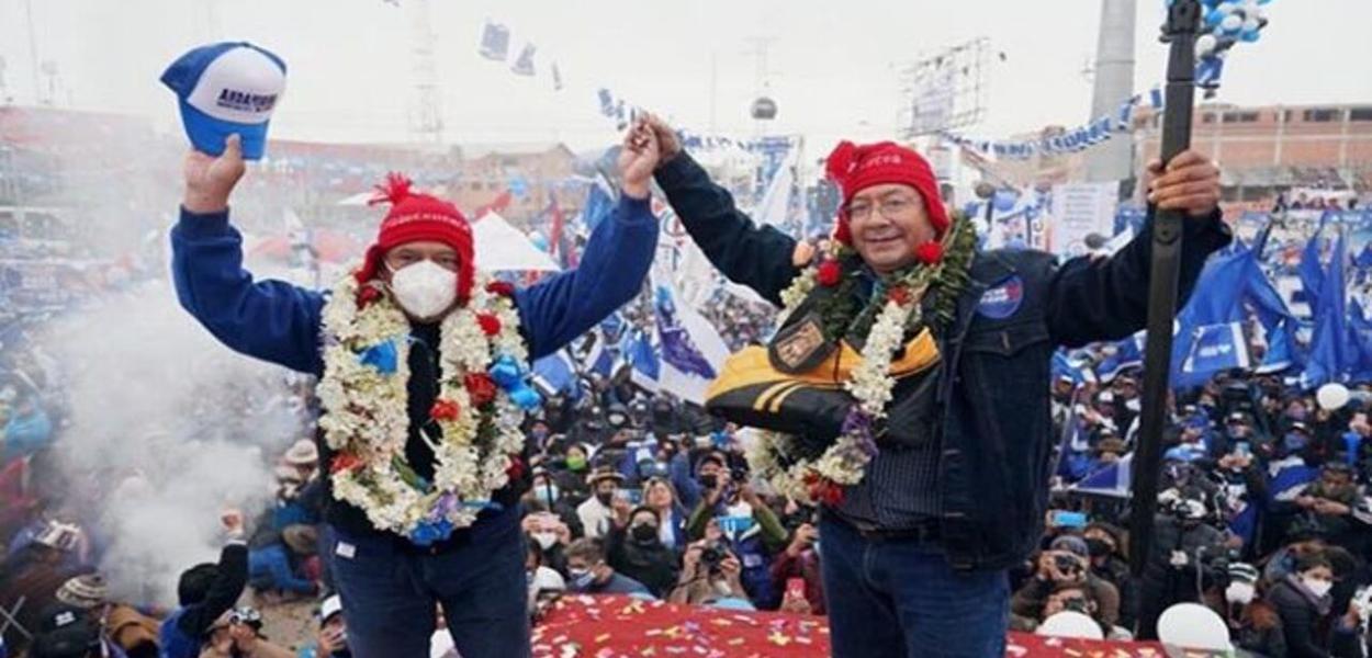 Povo boliviano derrota os golpistas nas eleições