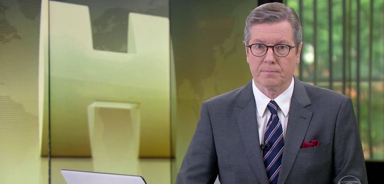 Jornalista Márcio Gomes