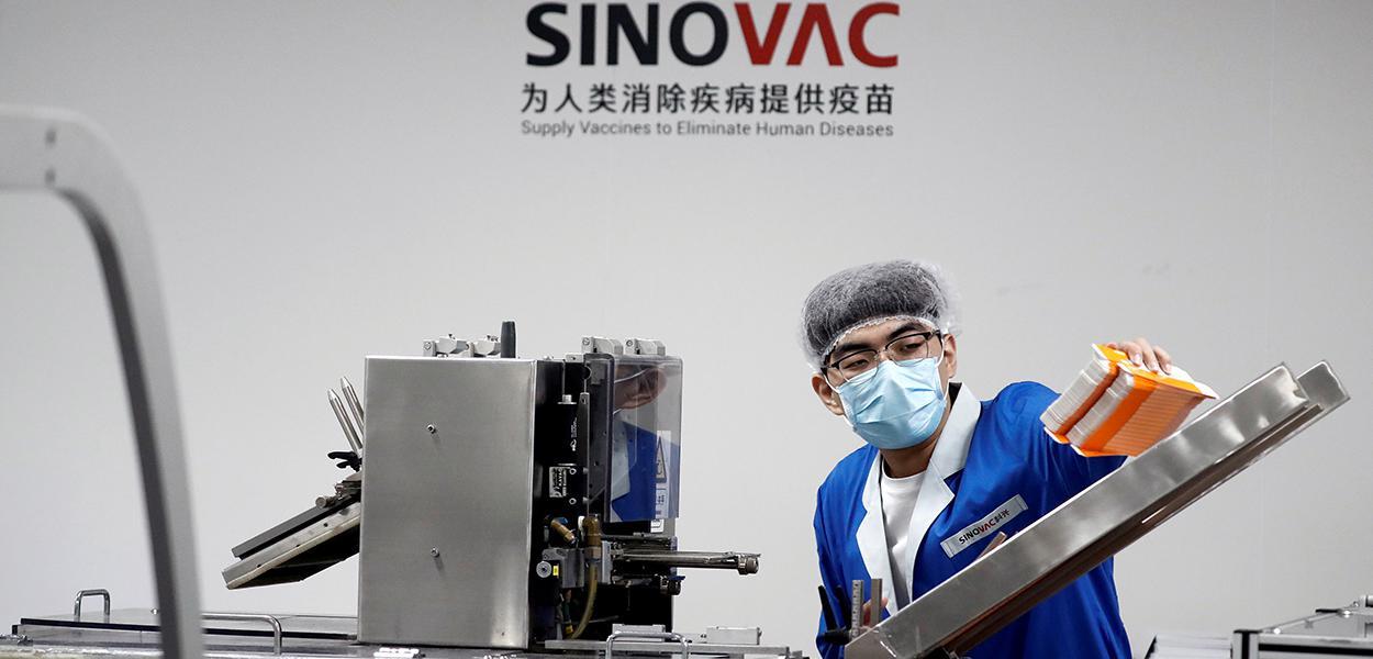 Sinovach Biotech, em Pequim 24/9/2020