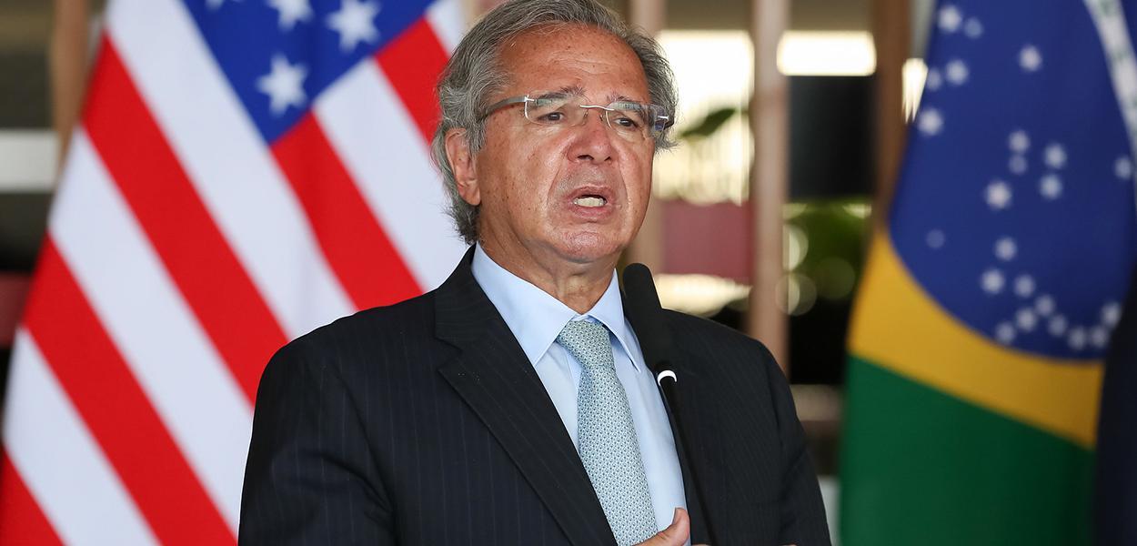 Ministro de Estado da Economia, Paulo Guedes