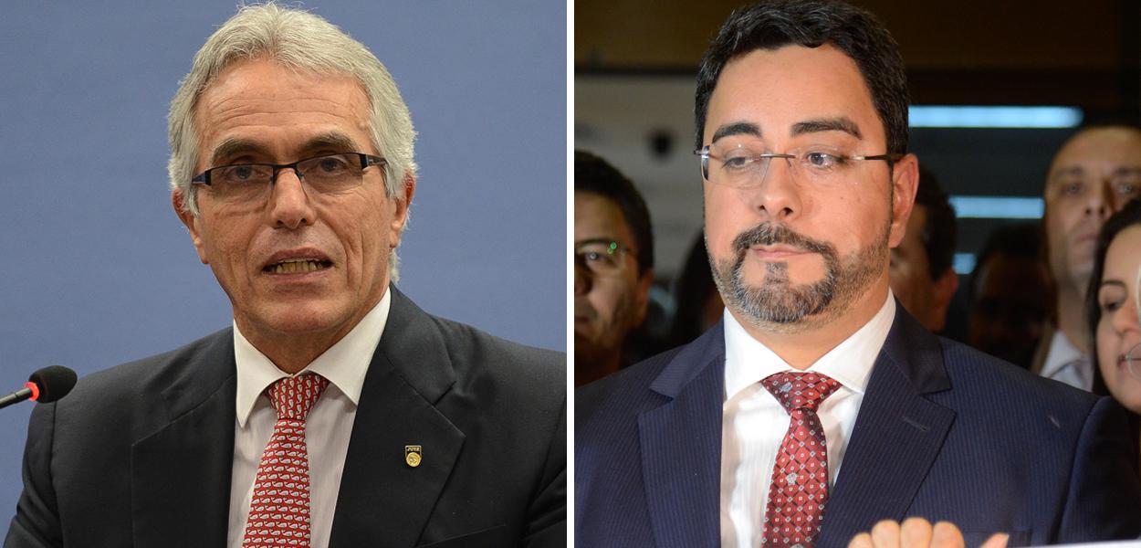 Diego Garcia-Sayan e Marcelo Bretas