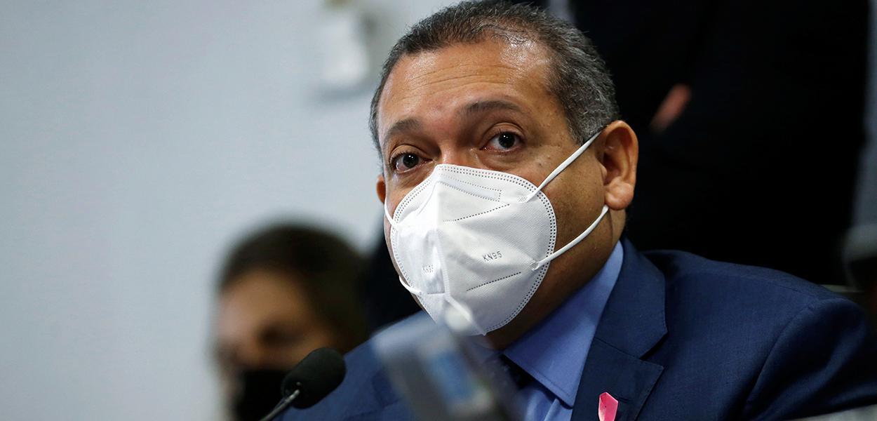 Kassio Nunes participa de sabatina na CCJ do Senado
