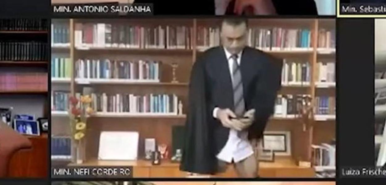 Ministro Néfi Cordeiro, do STJ