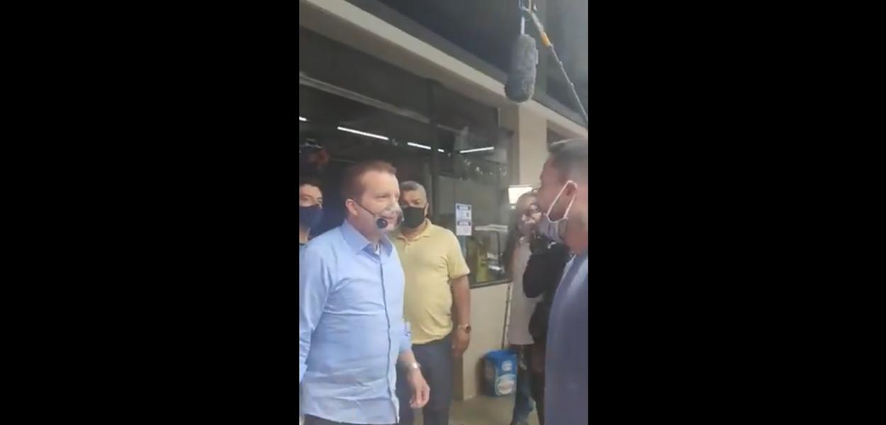Danilo Pássaro critica Celso Russomanno