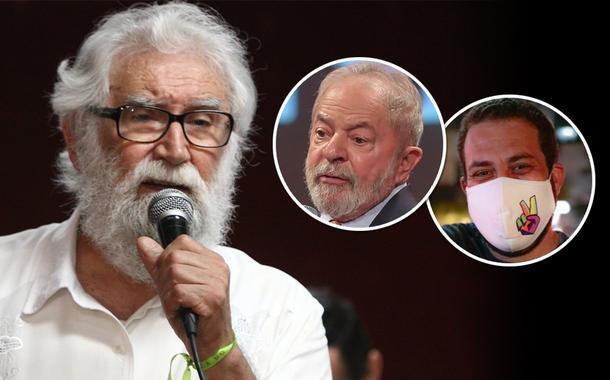 Leonardo Boff, Lula e Boulos