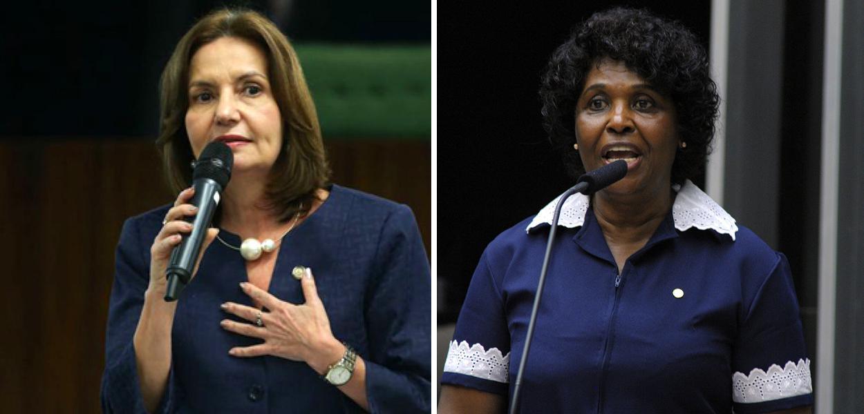 Martha Rocha e Benedita da Silva