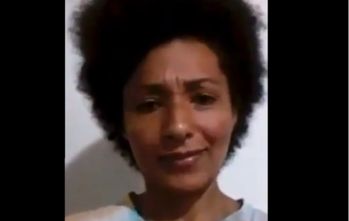 Cleide Cruz, operadora de caixa de supermercado humilhada por Russomanno