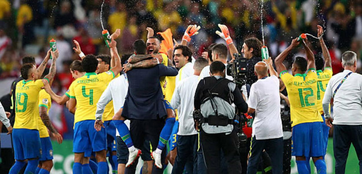 Copa América 2019, no Brasil