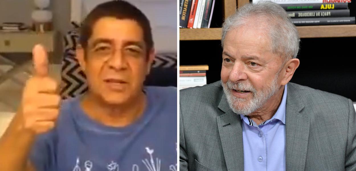 Zeca Pagodinho e Lula