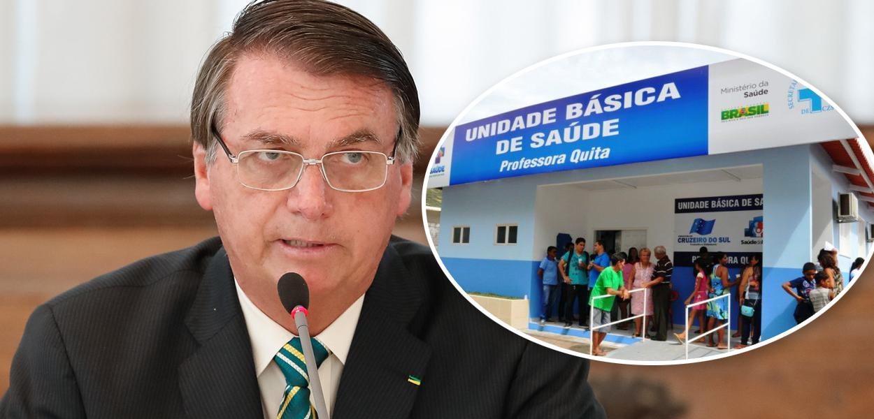 Jair Bolsonaro e UBS