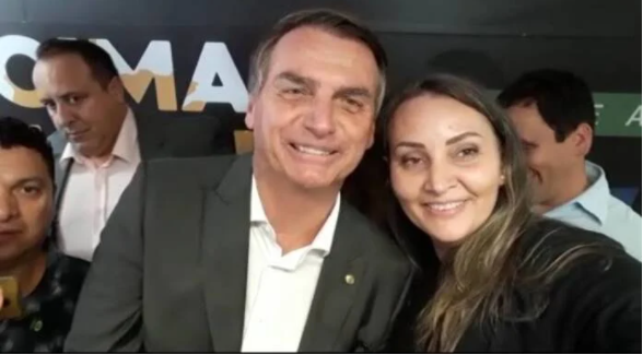Bolsonaro e Reinehr