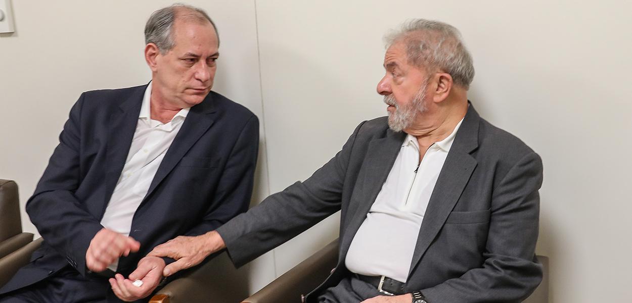Ciro Gomes e Lula