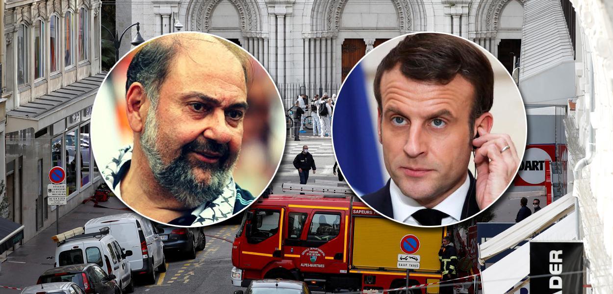 """""""A França é um país imperialista"""", diz Lejeune Mirhan"""