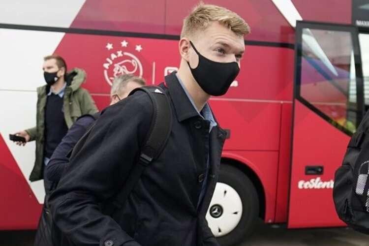 Ajax tem vários jogadores com Covid-19