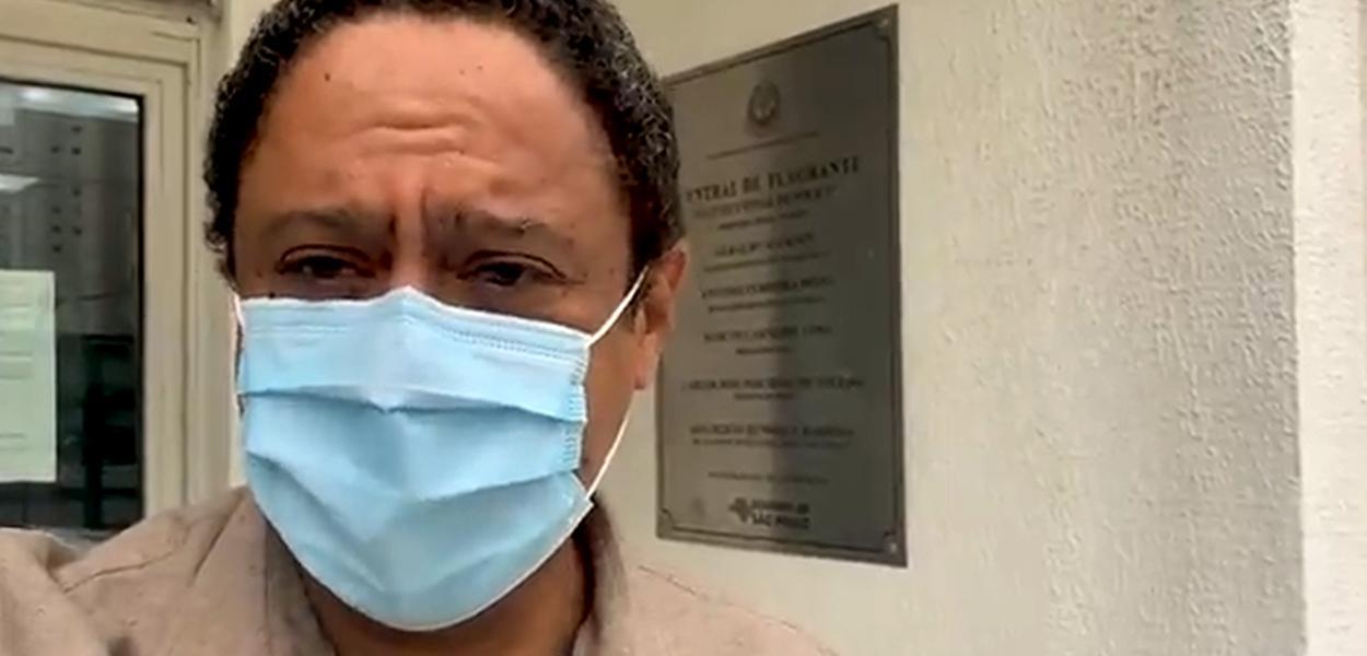 Orlando Silva é alvo de ataques racistas nas redes e aciona polícia