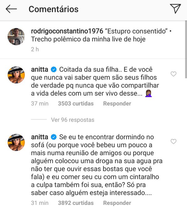 Anitta Constantino