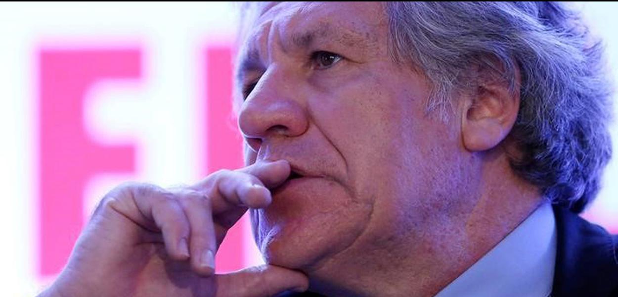 Luis Almagro, da OEA