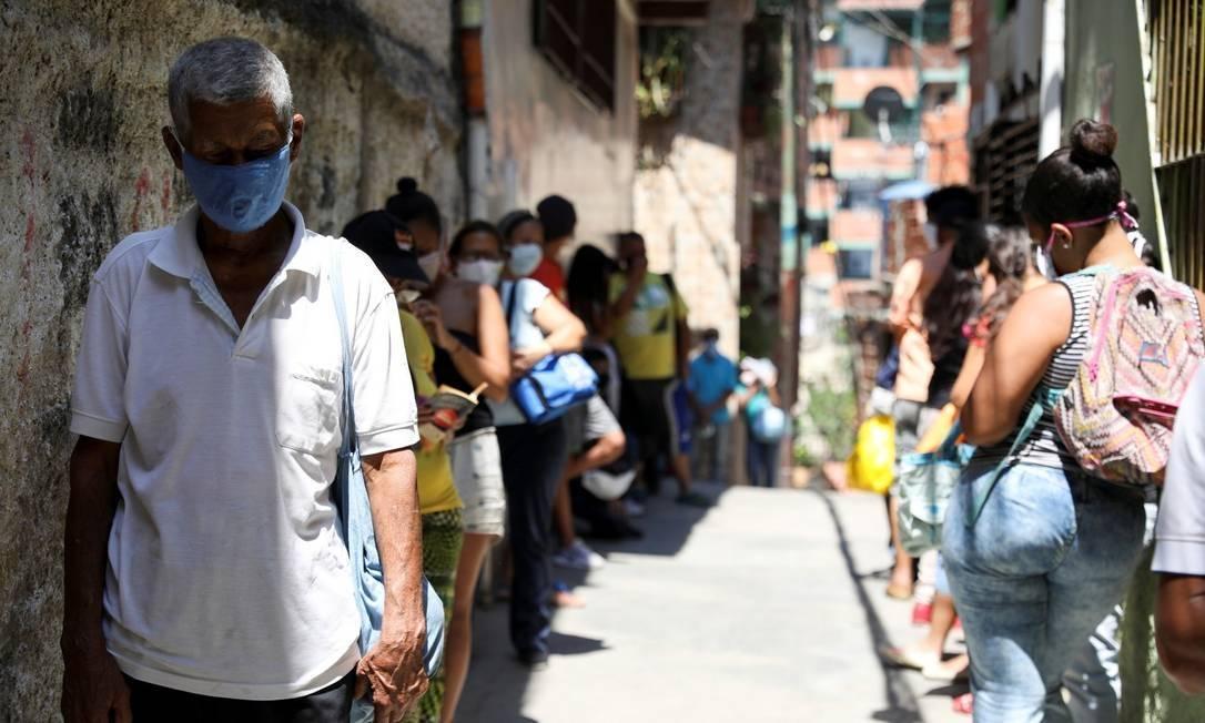 Pandemia na Venezuela