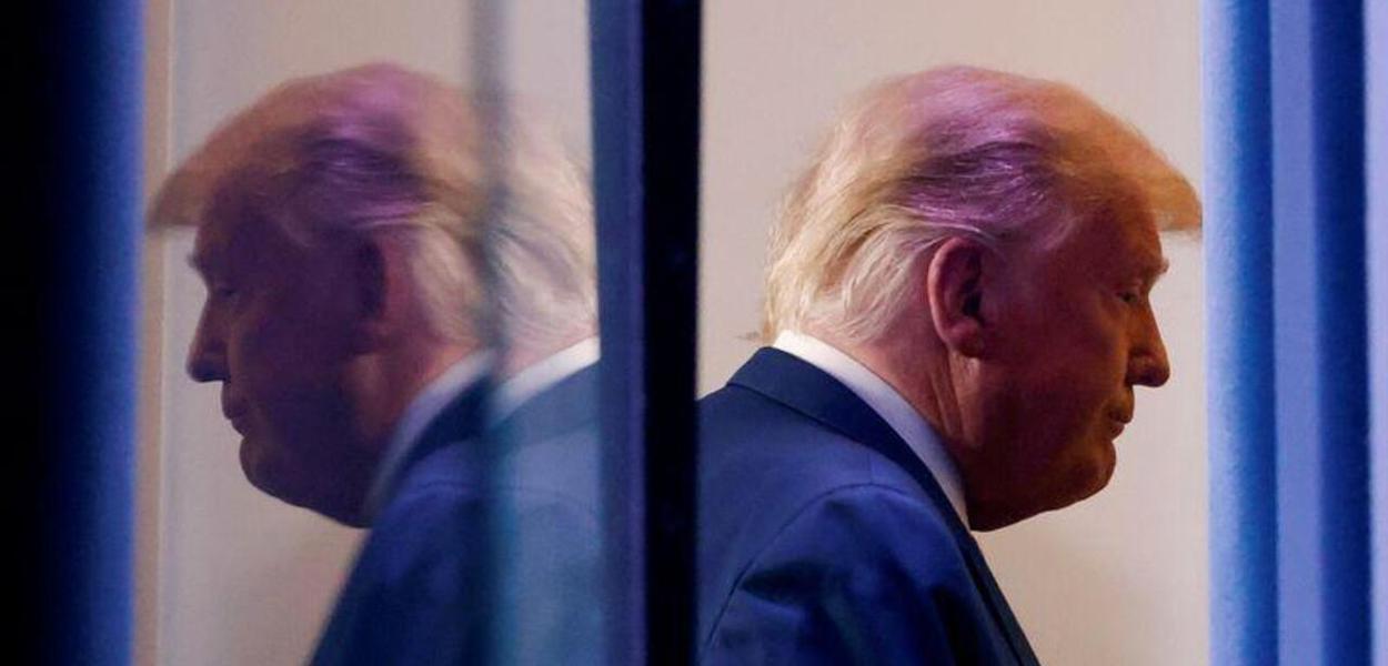 Donald Trump na Casa Branca 5/11/ 2020